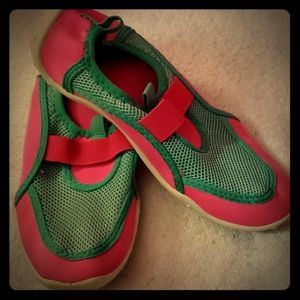 Other - Girls Water Shoes - size 2-3
